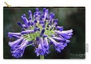 Blue Lily Of The Nile Carry-all Pouch