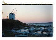 Blue Marina Paros Carry-all Pouch