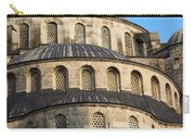 Blue Mosque Domes Carry-all Pouch