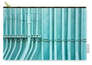 Blue Pipes Carry-all Pouch by Tom Gowanlock