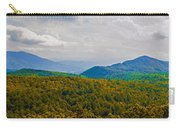 Blue Ridge Panorama Carry-all Pouch