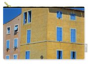 Blue Shutters Martigues France Carry-all Pouch