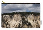 Blue Skies And Grand Canyon In Yellowstone Carry-all Pouch