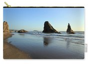 Blue Sky At Bandon Carry-all Pouch