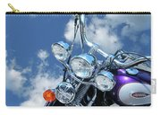 Blue Sky Harley Carry-all Pouch