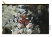 Blue Spotted Harlequin Shrimp, Bali Carry-all Pouch