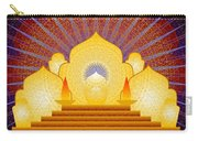 Blue Sun Temple 2012 Carry-all Pouch