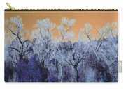 Blue Trees New Mexico Carry-all Pouch