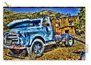 Blue Truck Carry-all Pouch