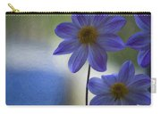 Blue Violet Carry-all Pouch