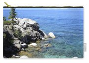 Blue Waters Of Lake Tahoe Carry-all Pouch