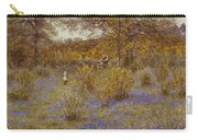 Bluebell Copse Carry-all Pouch