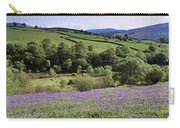 Bluebells In A Field, Sally Gap, County Carry-all Pouch