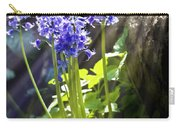 Bluebells In The Woods Carry-all Pouch