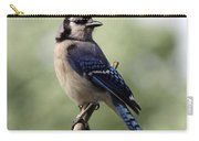 Bluejay - Bird Carry-all Pouch