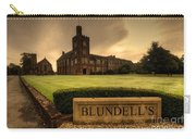 Blundell's School Carry-all Pouch
