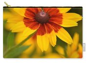 Blush-eyed Susan Carry-all Pouch
