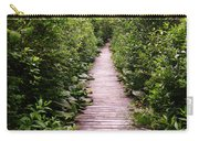 Boardwalk Swamp Carry-all Pouch
