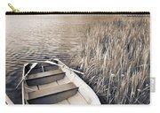 Leinwandbild Boot im Burntstick Lake Darwin Wiggett