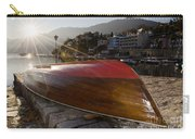 Boat And Sunlight Carry-all Pouch