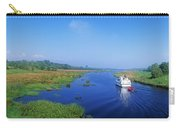 Boat In The River, Shannon-erne Carry-all Pouch