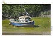 Boat On Banks Of Dee Carry-all Pouch