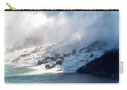 Boat On Niagara Falls Carry-all Pouch