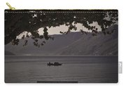 boat on the Lago Maggiore Carry-all Pouch