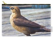 Boat Tail Grackle Carry-all Pouch