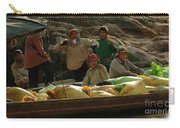 Boatmen In Laos Carry-all Pouch