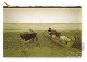 Boats At Beesands Carry-all Pouch