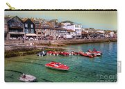 Boats At St Ives  Carry-all Pouch