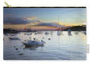 Boats On The Water Carry-all Pouch