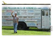 Bob And The Kindness Bus Carry-all Pouch