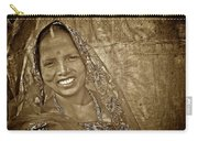 Bodhgaya Bride Carry-all Pouch