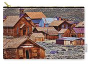Bodie Ghost Town California Carry-all Pouch