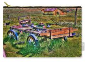Bodie Vintage Flatbed Carry-all Pouch
