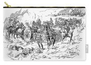 Boer War, 1899 Carry-all Pouch