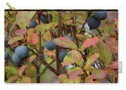 Bog Bilberry Carry-all Pouch