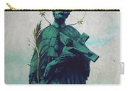 Bohemian Saint Carry-all Pouch by Linda Woods