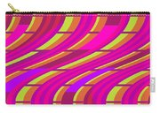 Bold Swirl  Carry-all Pouch by Louisa Knight