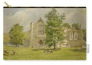 Bolton Abbey  Carry-all Pouch