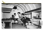 Bomb Shelter, 1955 Carry-all Pouch