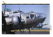 Bomber Sentimental Journey Carry-all Pouch