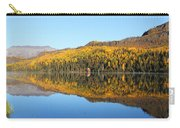 Bonnie Lake Reflections Carry-all Pouch
