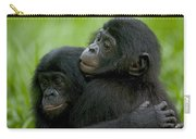 Bonobo Orphans Hugging Carry-all Pouch