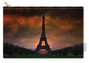 Bonsoir Paris Carry-all Pouch