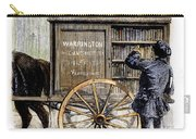 Bookmobile, 1860 Carry-all Pouch