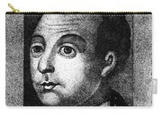 Boris Godunov (c1551-1605) Carry-all Pouch