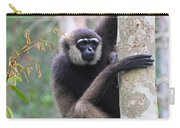 Bornean White-bearded Gibbon Carry-all Pouch